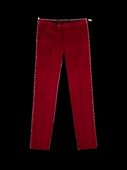 Pantalon en velours anglais