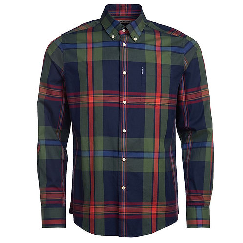 Chemise Barbour Highland Check 33 Tailored