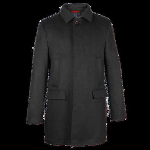 Manteau Trois Quart en Loden
