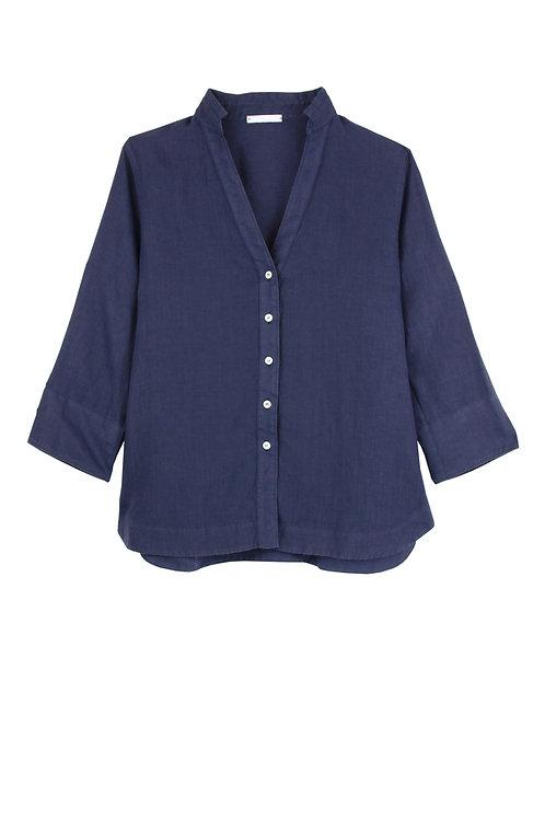 Liquette blouse en lin