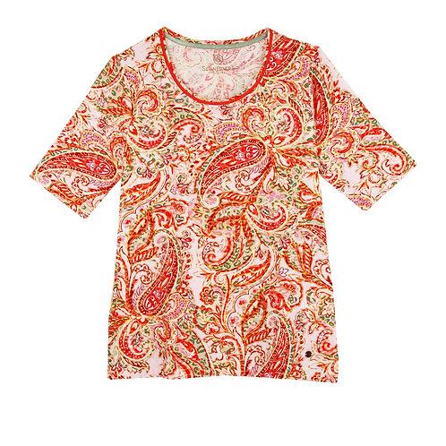 T-Shirt KORALLE imprimé de SCHNEIDERS