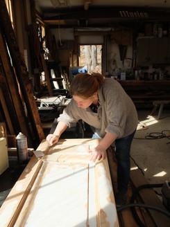 Shutter Restoration for Desmond Fish Garrison Library