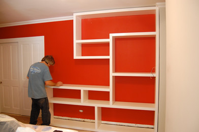 Fitted Bookcase for NYC people