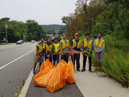 Road Clean up ( Adopt A Road )