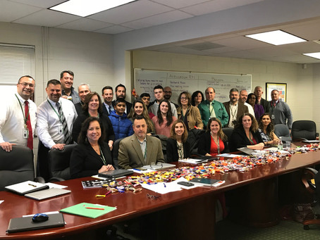 Operation Gratitude - Halloween Candy Drive for our troops at West Point
