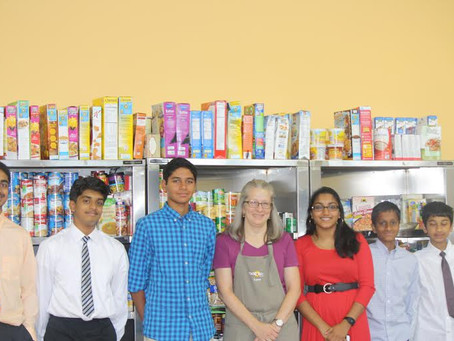 Summer food drive for Feeding Westchester