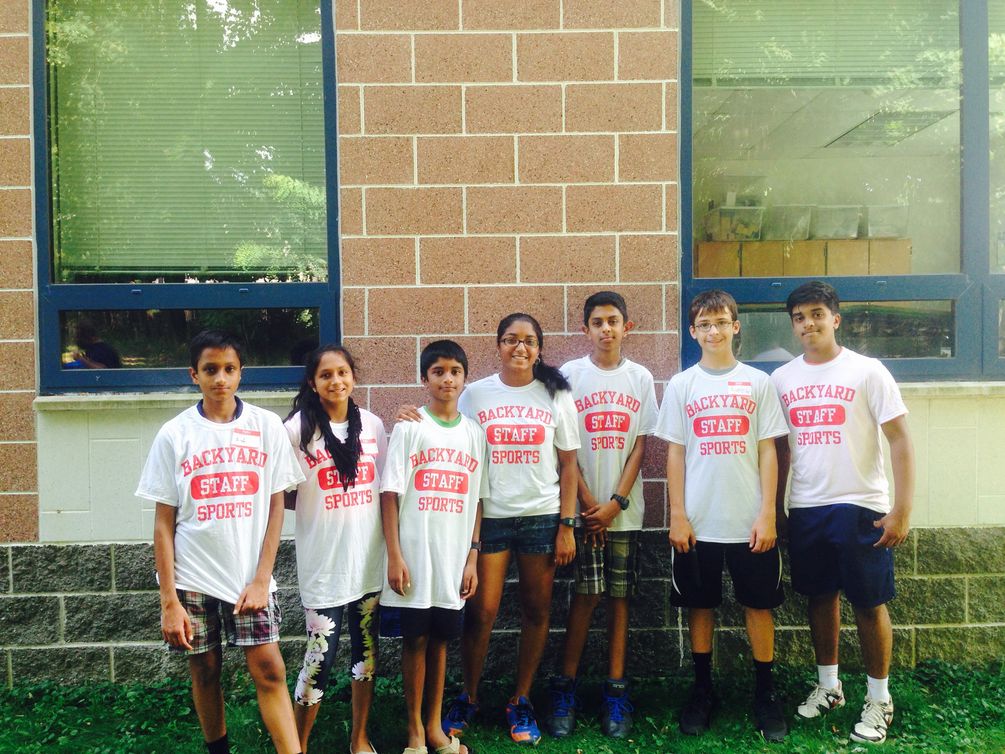 Backyard Sports 2015