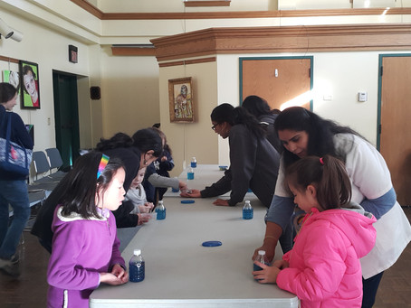 Science for Young Minds Workshop