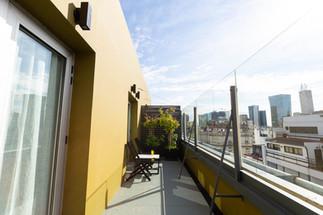 SUITE - balcón