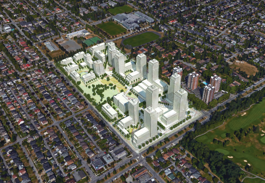 Cambie location building