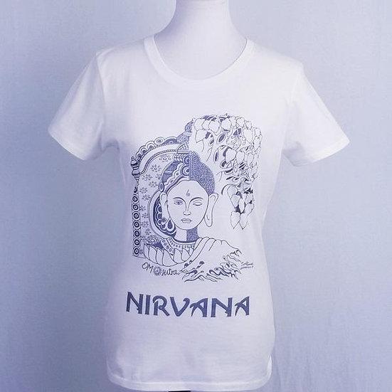 NIRVANA T-Shirt - The Art of Practising  Mindfullness (Unisex)