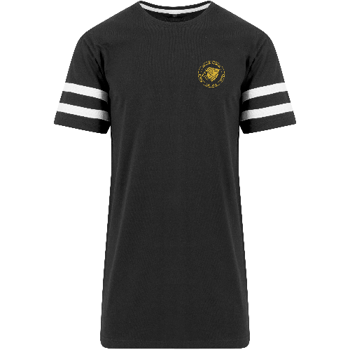 The Lion Head Stripe Jersey Tee