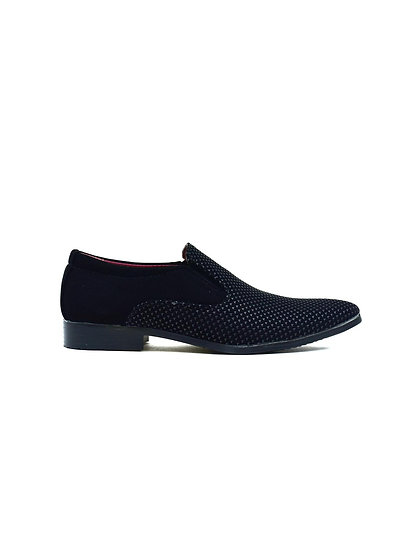 The Versatile Slip on All Black