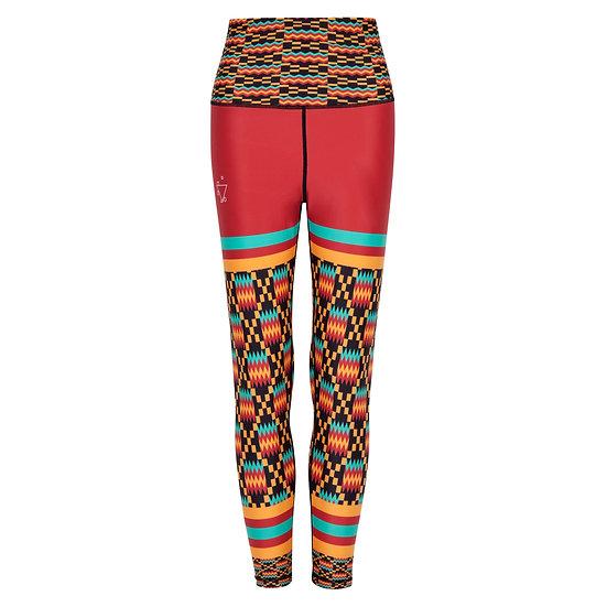 Kayentee Funky Leggings