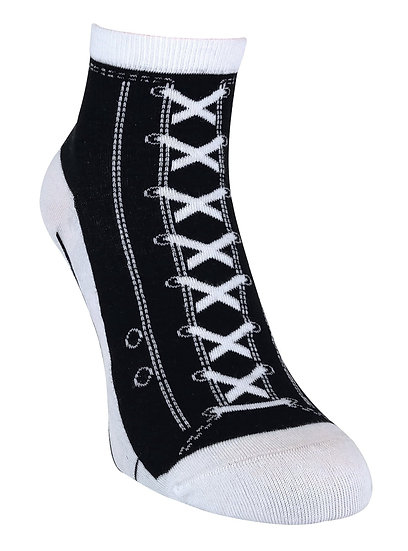 2 Pairs Socks That Look Like Shoes
