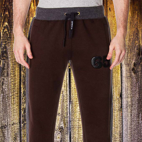 65 McMlxv Men's Dress Sweat Pant in Coffee