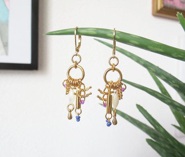 Deva Earrings