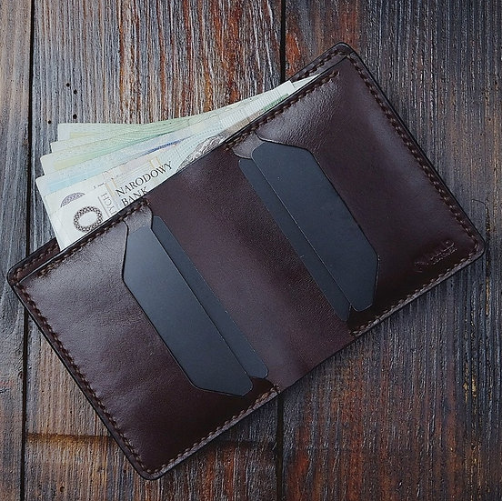 """The """"Long"""" - Buttero Leather Wallet"""