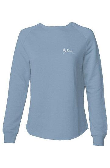 Super Soft and Light Coast Sweatshirt - Pastel Shades