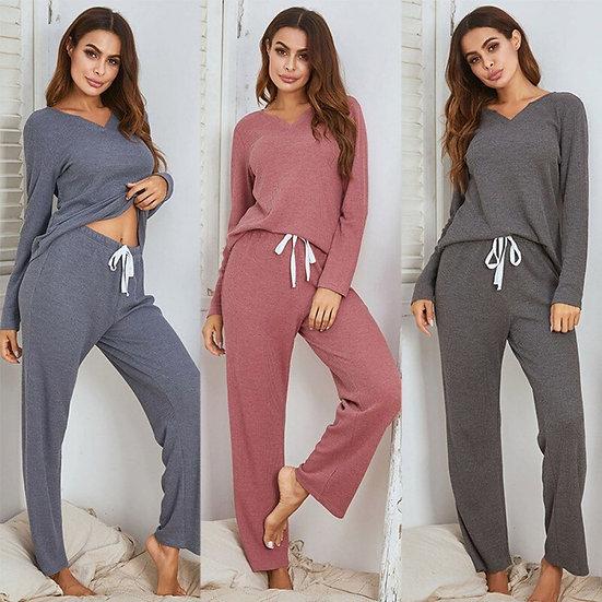 Simple Womens Pyjamas Set