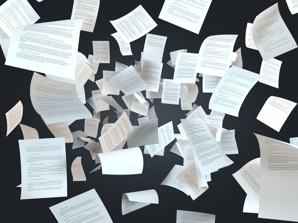 many essay papers