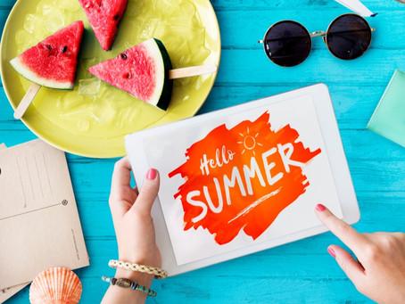 Summer College Prep Plans