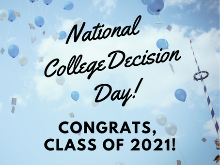 National College Decision Day 2.0