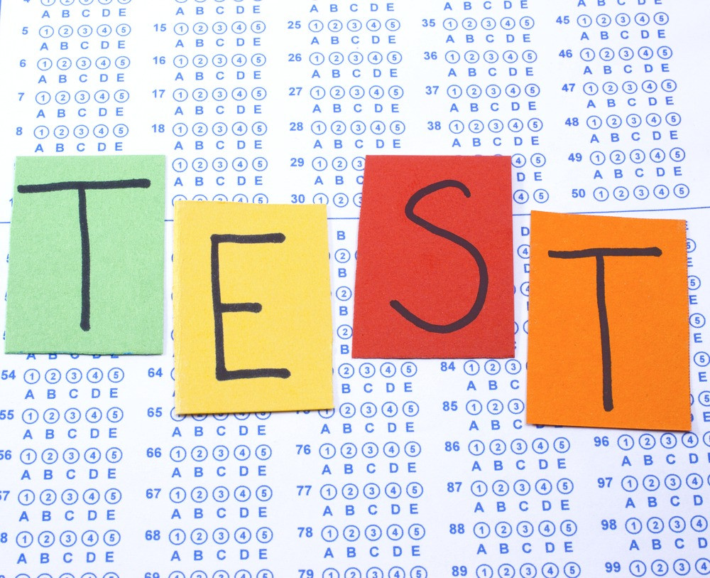 standardized test for college admission