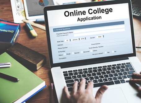 Get a Jumpstart on College Applications