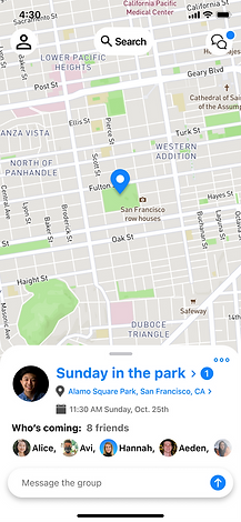 Map View - Event Pully - landing page.pn