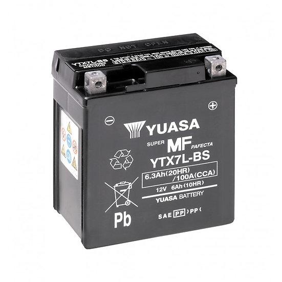 Аккумулятор YUASA Moto 6AH-6,3Ah