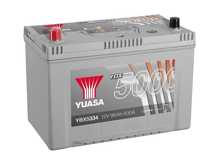 Аккумулятор YUASA 95Ah 12V 830A