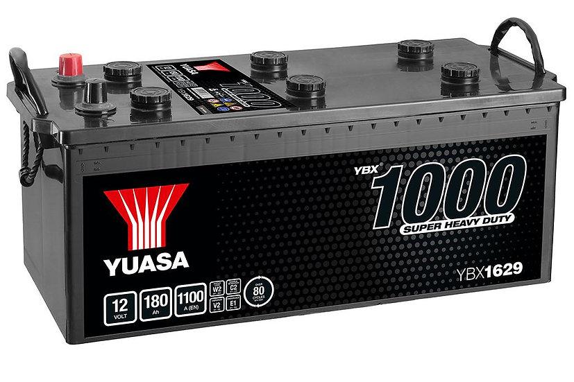 Аккумулятор YUASA 180Ah SHD 12V 1100A