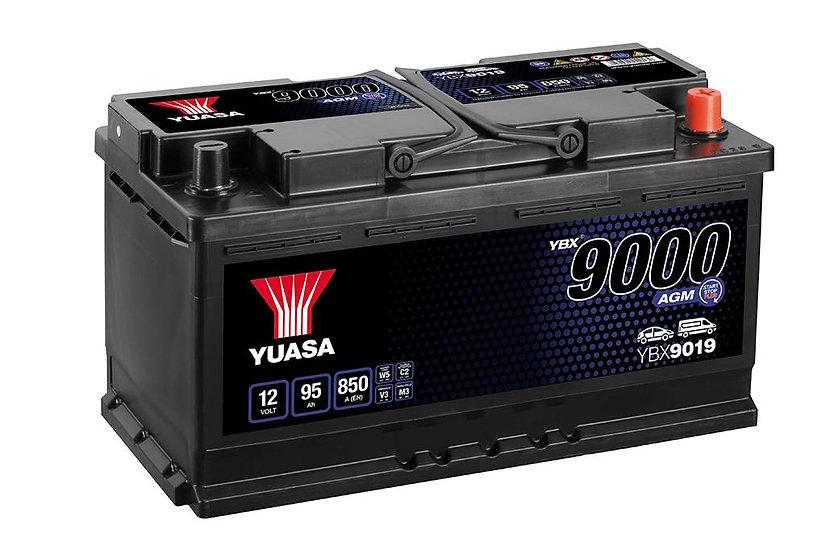 Аккумулятор YUASA 95Ah 12V 850A HD