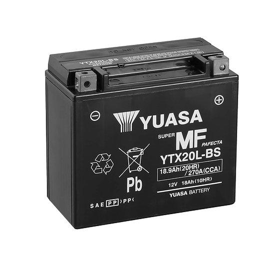 Аккумулятор YUASA Moto 18AH-18,9Ah