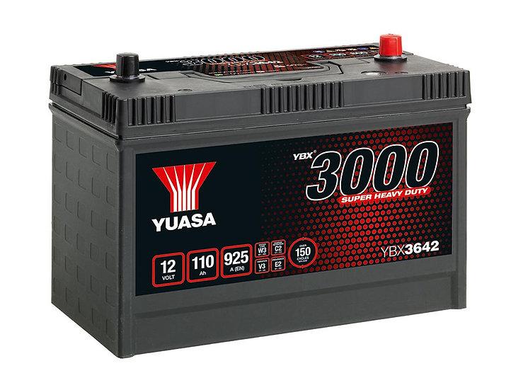 Аккумулятор YUASA 115Ah 12V 1000A