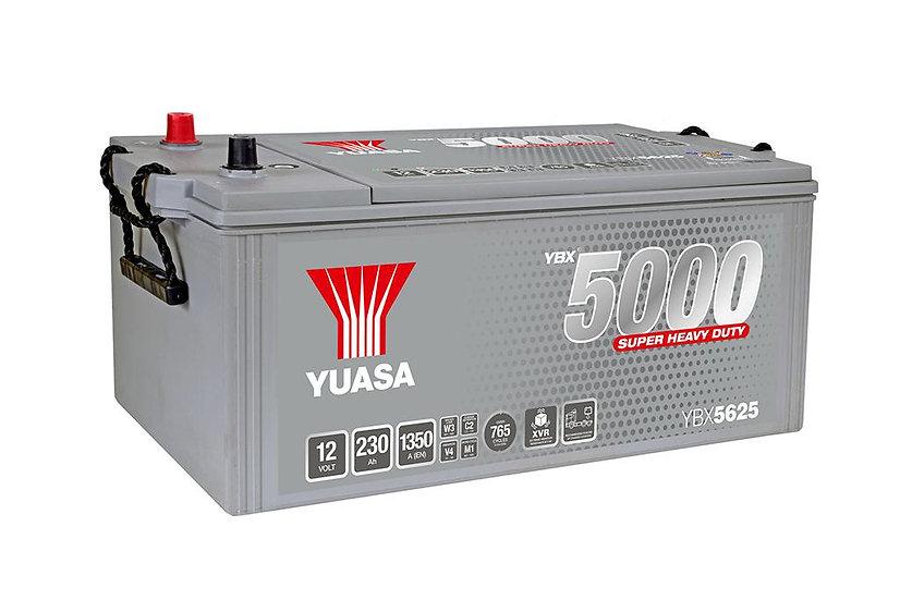 Аккумулятор YUASA 230Ah 12V 1350A