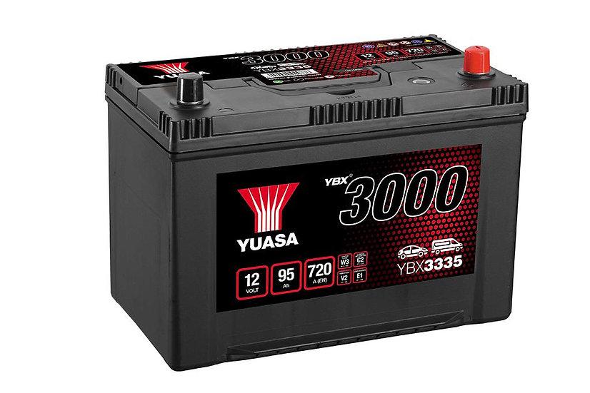 Аккумулятор YUASA 90Ah 12V 700A HD