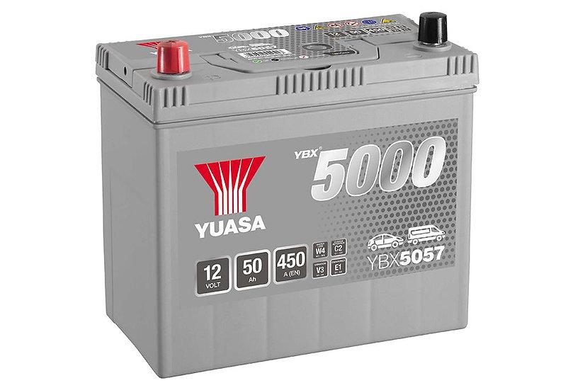 Аккумулятор YUASA 48Ah 12V 430A