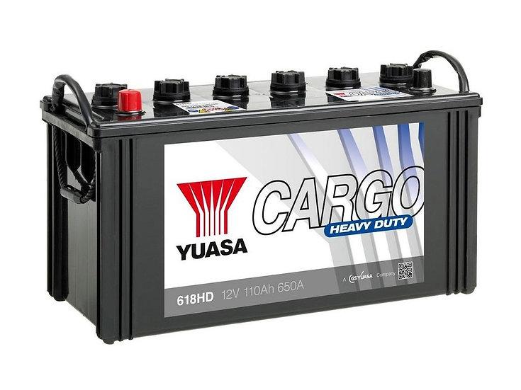 Аккумулятор YUASA 110Ah 12V 650A