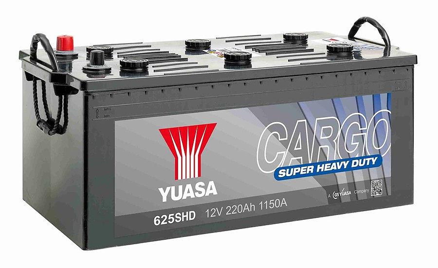 Аккумулятор YUASA 220Ah-225AH 12V 1150A