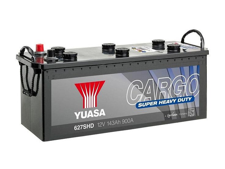 Аккумулятор YUASA 143Ah 140AH 12V 900A
