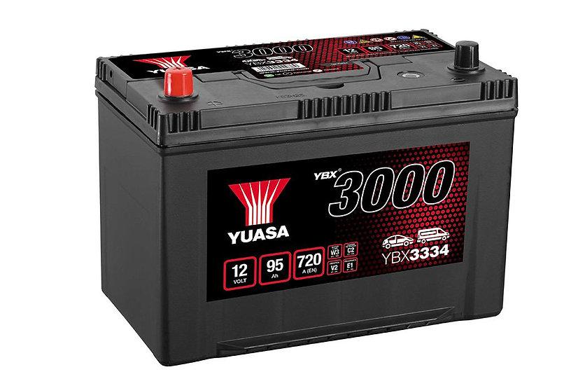 Аккумулятор YUASA 90Ah 12V 700A
