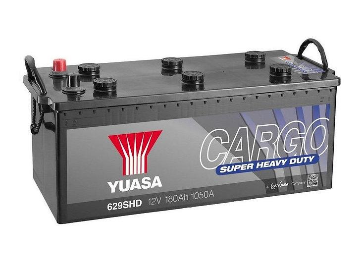 Аккумулятор YUASA 180Ah 12V 1050A