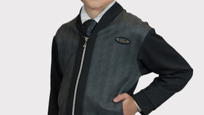 Новинки 2021: Бомбер для мальчика КИРИЛЛ