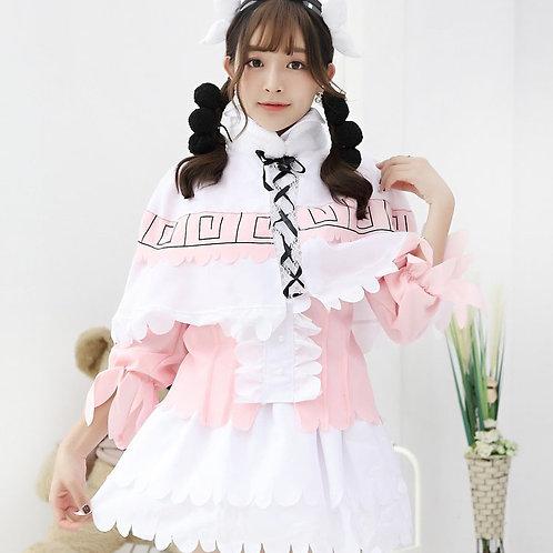 Miss Kobayashi's Dragon Maid Cosplay -Kanna Kamui