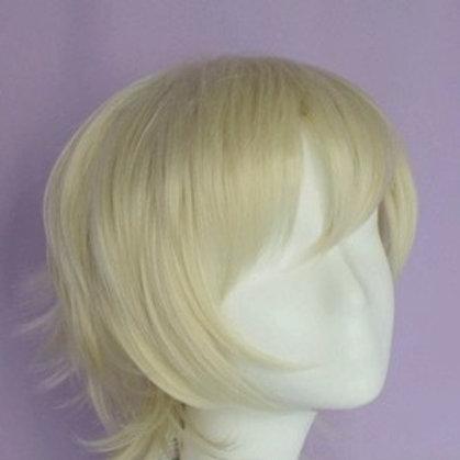 Short Wig - Blonde (Spiky )