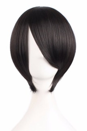 Short Wig -Black (Smooth)