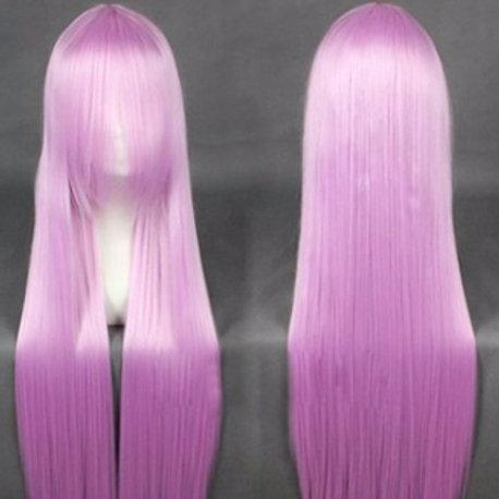 Long Wig - Purple (80cm)