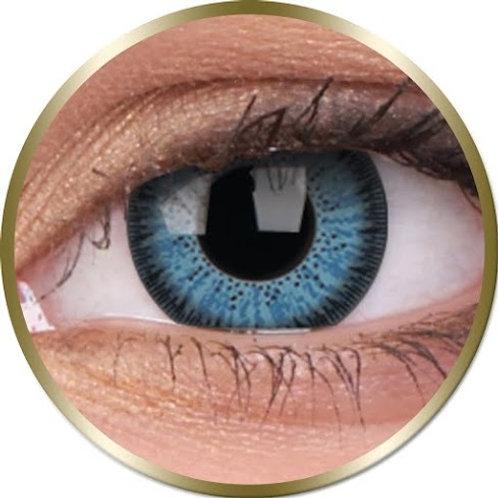Vivid Blue Lenses